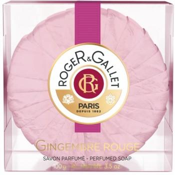 GINGEMBRE ROUGE savon parfumé 100 gr