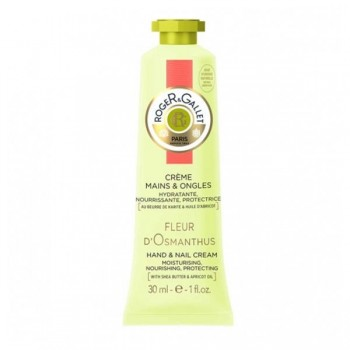 FLEUR D'OSMANTHUS crème mains & ongles 30 ml