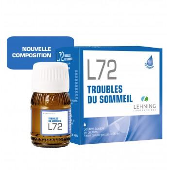 L72 BUV GTT FL30ML BT 1