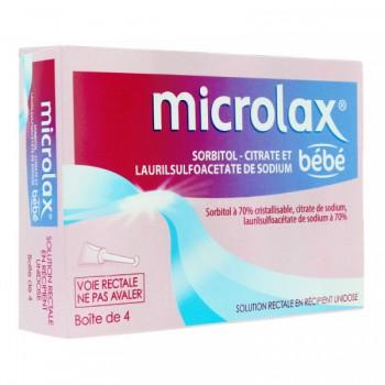 MICROLAX BB SODIUM SOL RECTALE