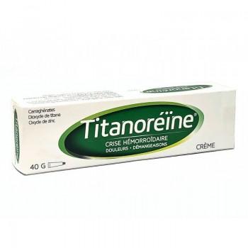 TITANOREINE CREME TUBE 40G