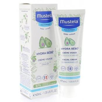 MUSTELA Shampooing Mousse Nourrisson 150 ml