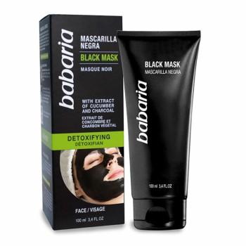 Masque noir au charbon 100ml