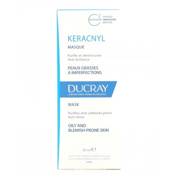 KERACNYL Masque crème Tube/40ml