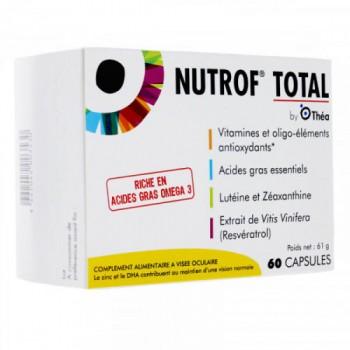NUTROF TOTAL 60 CAPS