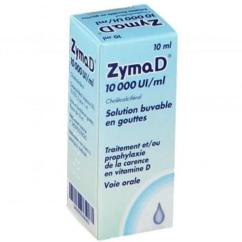 ZYMAD GTT BUV FL10ML