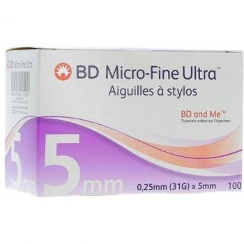 BD MICRO-FINE Ultra 31G 5mm