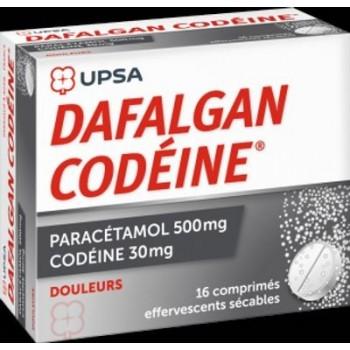DAFALGAN CODEINE EFF TUBE 16 CPR CS-96 .