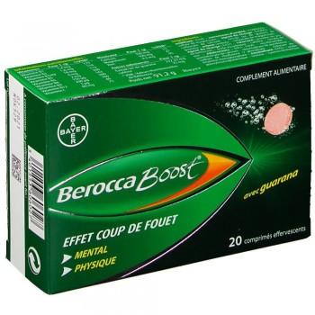 BEROCCABOOST CPR EFF B/20