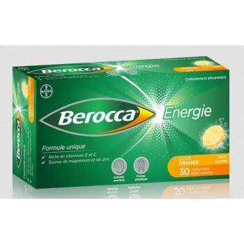 BEROCCA ENERGIE CPR EFF ORANGE B/30
