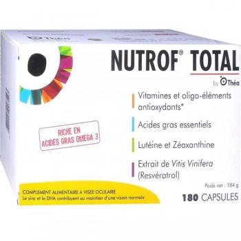 NUTROF TOTAL CAPS VISEE OCUL 180