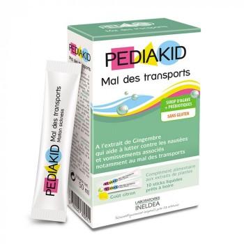 PEDIAKID MAL TRANSPORT LIQ 10ST