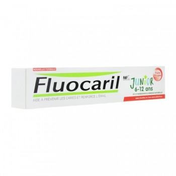 Fluocaril 6-12 Fruits Rouge 75ml