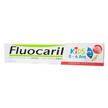 Fluocaril 0-6 Fraise 50ml