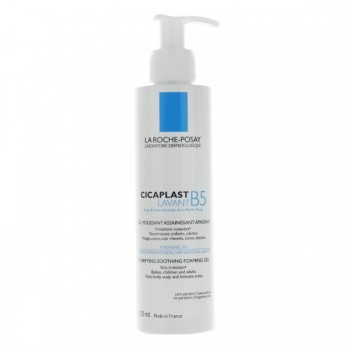 CICAPLAST B5 Gel lavant Fl/200ml - La Roche Posay