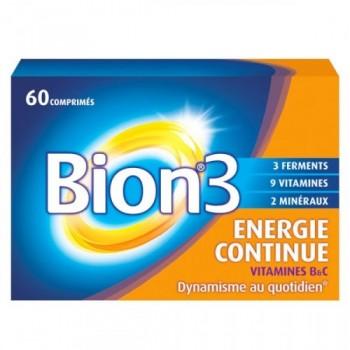 BION 3 ENERGIE CONTINUE BTE 60