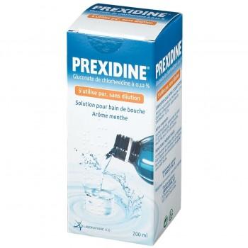 PREXIDINE BAIN BCHE FL 200ML CS-24