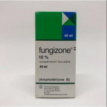 FUNGIZONE 100MG/ML SUSP BUV FL40ML
