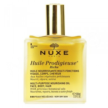 Nuxe HUILE PRODIGIEUSE huile riche vapo 100 ml