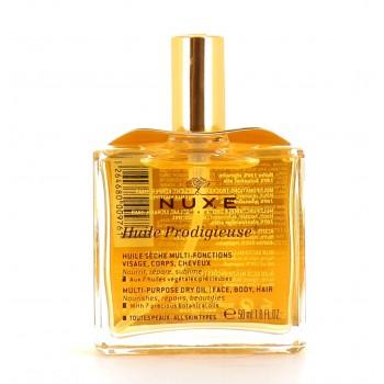 HUILE PRODIGIEUSE huile sèche multi-fonctions 50 ml