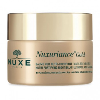 NUXURIANCE GOLD baume nuit nutri-fortifiant 50 ml