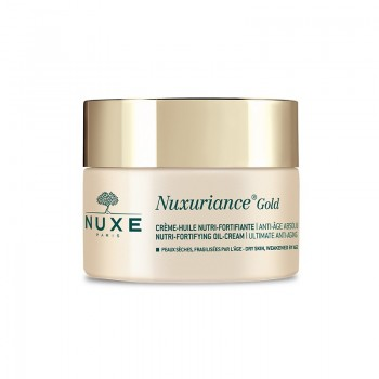 NUXURIANCE GOLD crème-huile nutri-fortifiante 50 ml