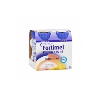 FORTIMEL PROTEIN PECHE/MANGUE BOUT4X200ML