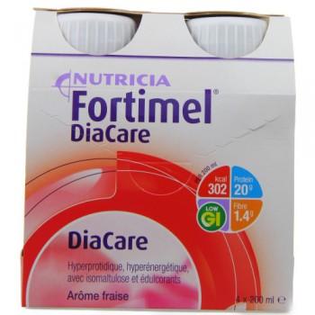FORTIMEL DIACARE VANILLE LPP 200ML